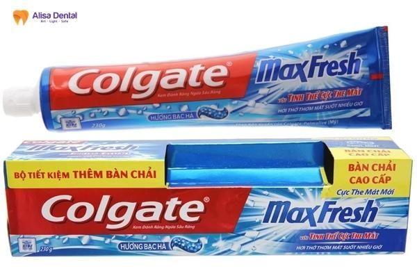 kem tẩy trắng răng 1