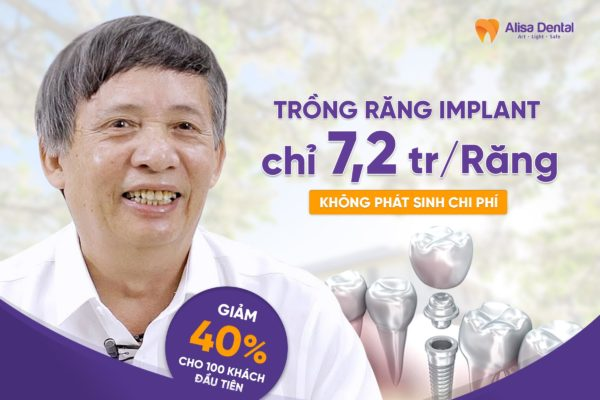 Răng Implant bị lung lay 5