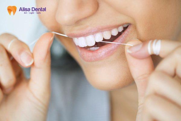 Cách chăm sóc răng sứ 4