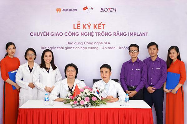 Nha khoa Alisa TƯNG BỪNG KHAI TRƯƠNG cơ sở mới 5