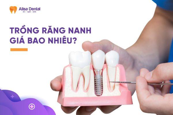 Trồng răng nanh 6
