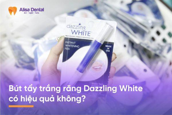 Bút tẩy trắng răng Dazzling White 6